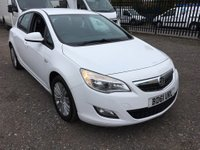 USED 2012 61 VAUXHALL ASTRA 1.6 EXCITE 5d 113 BHP FULL SERVICE HISTORY, EXTERIOR PACK
