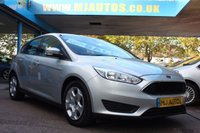 2016 FORD FOCUS 1.0 STYLE 5dr 100 BHP £9295.00