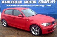 2009 BMW 1 SERIES 2.0 118D SPORT 5d 141 BHP £4999.00