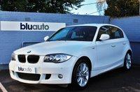 2010 BMW 118 i 2.0 M SPORT 5d AUTO £9390.00