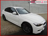 "USED 2015 15 BMW 3 SERIES 2.0 320D M SPORT 4dr 184 BHP **IMMACULATE EXAMPLE** 20""ALLOYS AND BLACK LEATHER HEATED SPORTS SEATS"