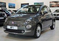 2015 FIAT 500 1.2 LOUNGE 3d 69 BHP £6595.00