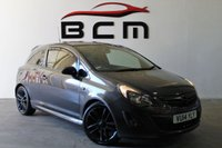 2014 VAUXHALL CORSA 1.2 LIMITED EDITION 3d 83 BHP £SOLD