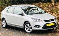 2010 FORD FOCUS 1.6 ZETEC TDCI 5d 109 BHP £3000.00