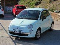 2015 FIAT 500 1.2 POP 3d 69 BHP £4995.00