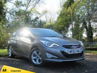 USED 2013 63 HYUNDAI I40 1.7 CRDI STYLE BLUE DRIVE 5d ESTATE **DIESEL ESTATE**HIGH SPECIFICATION**