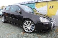2008 VOLKSWAGEN GOLF 3.2 R32 3d 250 BHP PETROL BLACK £6690.00