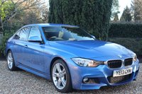 USED 2013 13 BMW 3 SERIES 2.0 320D M SPORT 4d 181 BHP HUGE SPECIFICATION, IMMACULATE