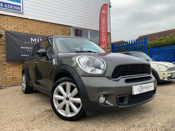 2013 MINI COUNTRYMAN 2.0 COOPER SD 5d 141 BHP £10990.00