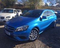 2015 MERCEDES-BENZ A CLASS 1.5 A180 CDI BLUEEFFICIENCY SE 5d AUTO 109 BHP £12989.00