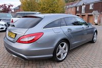 USED 2012 62 MERCEDES-BENZ CLS CLASS 3.0 CLS350 CDI BLUEEFFICIENCY AMG SPORT 5d AUTO 262 BHP