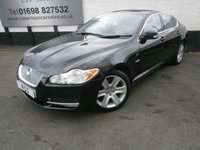 USED 2008 58 JAGUAR XF 2.7 PREMIUM LUXURY V6 AUTO 4dr
