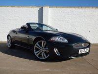 2010 JAGUAR XK 5.0 XK PORTFOLIO 2d AUTO 385 BHP £19480.00
