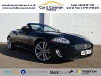 USED 2010 59 JAGUAR XK 5.0 XK PORTFOLIO 2d AUTO 385 BHP Full Service History Huge Spec Buy Now, Pay Later!
