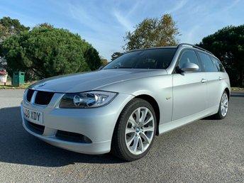 2008 BMW 3 SERIES 2.0 320D EDITION SE TOURING 5d AUTO 174 BHP £4295.00