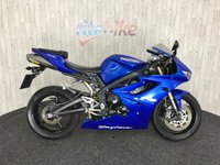 2011 TRIUMPH DAYTONA DAYTONA 675 SUPER SPORTS WITH QUICK SHIFTER 12M MOT 2011 11  £3990.00
