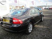 USED 2008 08 VOLVO S80 3.2 SE 4d AUTO 235 BHP
