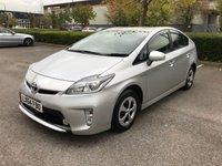 2015 TOYOTA PRIUS 1.8 HYBRID VVTI 5d AUTO 5 SEATS £SOLD