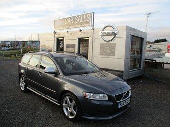 2009 VOLVO V50 1.6 D DRIVE R-DESIGN 5d 109 BHP £4995.00