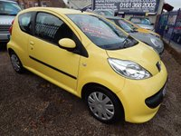 USED 2008 58 PEUGEOT 107 1.0 URBAN 3d 68 BHP REMOTE CENTRAL LOCKING, GREAT VALUE, BODY COLOURED BUMPERS, CD