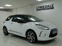 USED 2015 65 DS DS 3 1.2 PURETECH DSTYLE NAV  3d 109 BHP