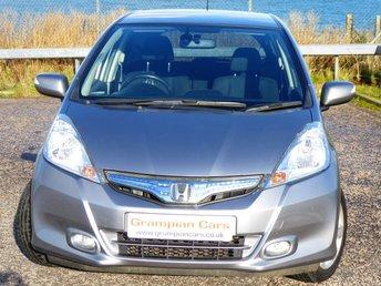 2011 HONDA JAZZ 1.3 IMA HS 5d AUTO 102 BHP £6495.00