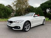 USED 2015 65 BMW 4 SERIES 2.0 420I SPORT 2d AUTO 181 BHP SPORT SPEC, AUTOMATIC, AIR SCARF,NAVIGATION, GREAT COLOUR COMBINATION, READY TO GO!!!!!