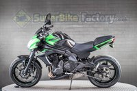 USED 2016 66 KAWASAKI ER-6N FGF ABS  GOOD & BAD CREDIT ACCEPTED, OVER 500+ BIKES IN STOCK