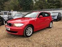 USED 2008 08 BMW 1 SERIES 1.6 116I ES 5d 114 BHP