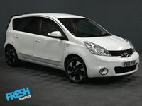 USED 2012 12 NISSAN NOTE 1.5 N-TEC PLUS DCI * 0% Deposit Finance Available