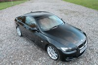 2009 BMW 3 SERIES 3.0 330D M SPORT HIGHLINE 2d AUTO 242 BHP £9995.00