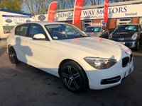 USED 2013 63 BMW 1 SERIES 1.6 114D SPORT 5d 94 BHP 0%  FINANCE AVAILABLE ON THIS CAR PLEASE CALL 01204 317705