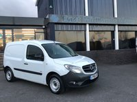 2016 MERCEDES-BENZ CITAN 1.5 109 CDI BLUEEFFICIENCY 1d 90 BHP 2016 (66) Plate £7950.00