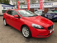 USED 2013 63 VOLVO V40 1.6 T2 SE LUX NAV 5d 118 BHP 0%  FINANCE AVAILABLE ON THIS CAR PLEASE CALL 01204 317705