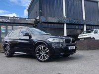 2013 BMW X5 3.0 XDRIVE30D M SPORT 5d AUTO 255 BHP £25800.00