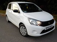 USED 2015 15 SUZUKI CELERIO 1.0 SZ2 5d 67 BHP * 1 Owner from New* Zero Road Tax*
