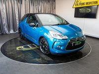USED 2011 61 CITROEN DS3 1.6 E-HDI DSTYLE PLUS 3d 90 BHP £0 DEPOSIT FINANCE AVAILABLE, AIR CONDITIONING, AUX INPUT, CLIMATE CONTROL, CRUISE CONTROL, LED RUNNING LIGHTS, SPEED LIMITER, STEERING WHEEL CONTROLS, TINTED WINDOWS, TRIP COMPUTER