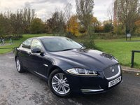 2013 JAGUAR XF 2.2 D LUXURY 4d AUTO 200 BHP £10650.00