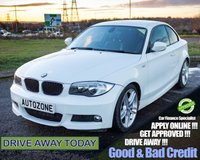 2013 BMW 1 SERIES 2.0 120D M SPORT 2d AUTO 175 BHP £10995.00
