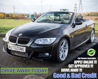 2010 BMW 3 SERIES 3.0 335I M SPORT 2d 302 BHP £11995.00