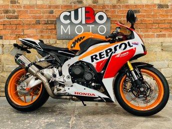 2016 HONDA CBR1000RR FIREBLADE ABS Repsol £8990.00