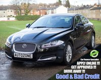 2012 JAGUAR XF 2.2 D SE BUSINESS 4d AUTO 163 BHP £9495.00