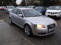 USED 2005 05 AUDI A3 2.0 T FSI QUATTRO SPORT 5d 197 BHP STUNNING EXAMPLE THROUGHOUT !!