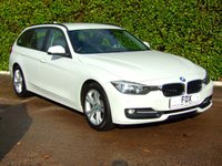USED 2014 64 BMW 3 SERIES 2.0 320D SPORT TOURING 5d 181 BHP