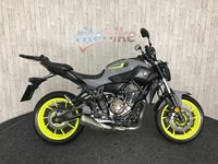 2016 YAMAHA MT-07 MT-07 MT07 ABS MODEL NAKED SPORTS COMMUTER 2016 16  £4390.00