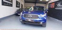 2012 INFINITI FX 3.0 FX30D 5d AUTO 235 BHP £14490.00