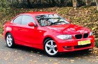 2010 BMW 1 SERIES 2.0 120I SPORT 2d AUTO 168 BHP £7290.00