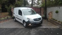 2015 MERCEDES-BENZ CITAN 1.5 109 CDI BLUEEFFICIENCY 90 BHP £6495.00