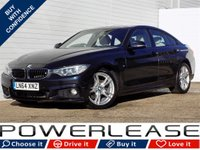 USED 2014 64 BMW 4 SERIES 2.0 418D M SPORT GRAN COUPE 4d AUTO 141 BHP