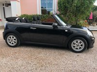 2014 MINI CONVERTIBLE 1.6 ONE 2d 98 BHP £7995.00